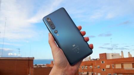 Xiaomi lanza la actualización de MIUI 12.5 para el Mi 10 Pro y cierra con ella la primera fase de dispositivos confirmados