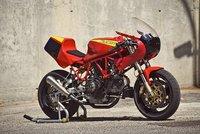 Radical Ducati 900 SS, lo bueno, si breve, dos veces bueno.
