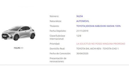 Toyota Yaris Latam