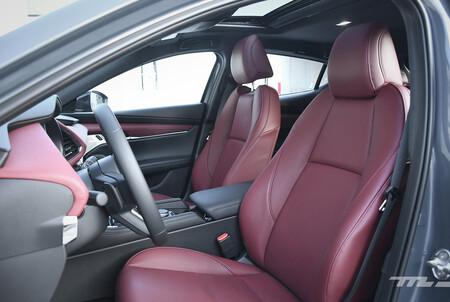 Mazda 3 Turbo Signature Mexico Opiniones Prueba 35