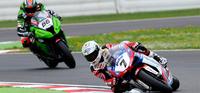 Superbikes Italia 2012: Carlos Checa, doblete y líder del campeonato