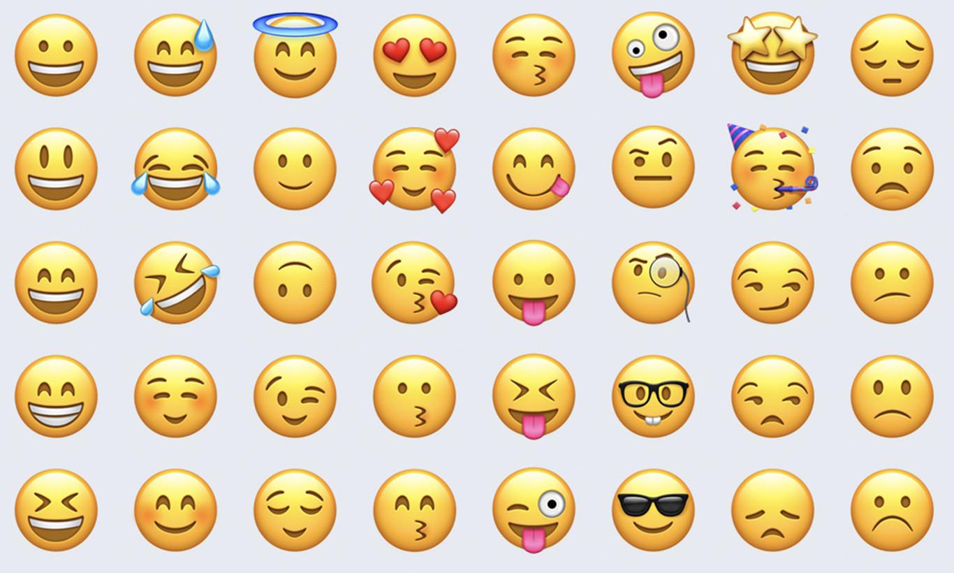 Día Mundial del Emoji: 20 años de emojis y 20 curiosidades para ...