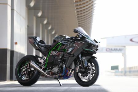Kawasaki H2r 1