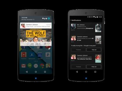 Netflix se actualiza agregando compatibilidad con Android Wear