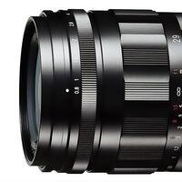 Voigtländer Super Nokton 29mm F0.8 Asférico, nuevo objetivo ultraluminoso para usuarios de monturas Micro Cuatro Tercios