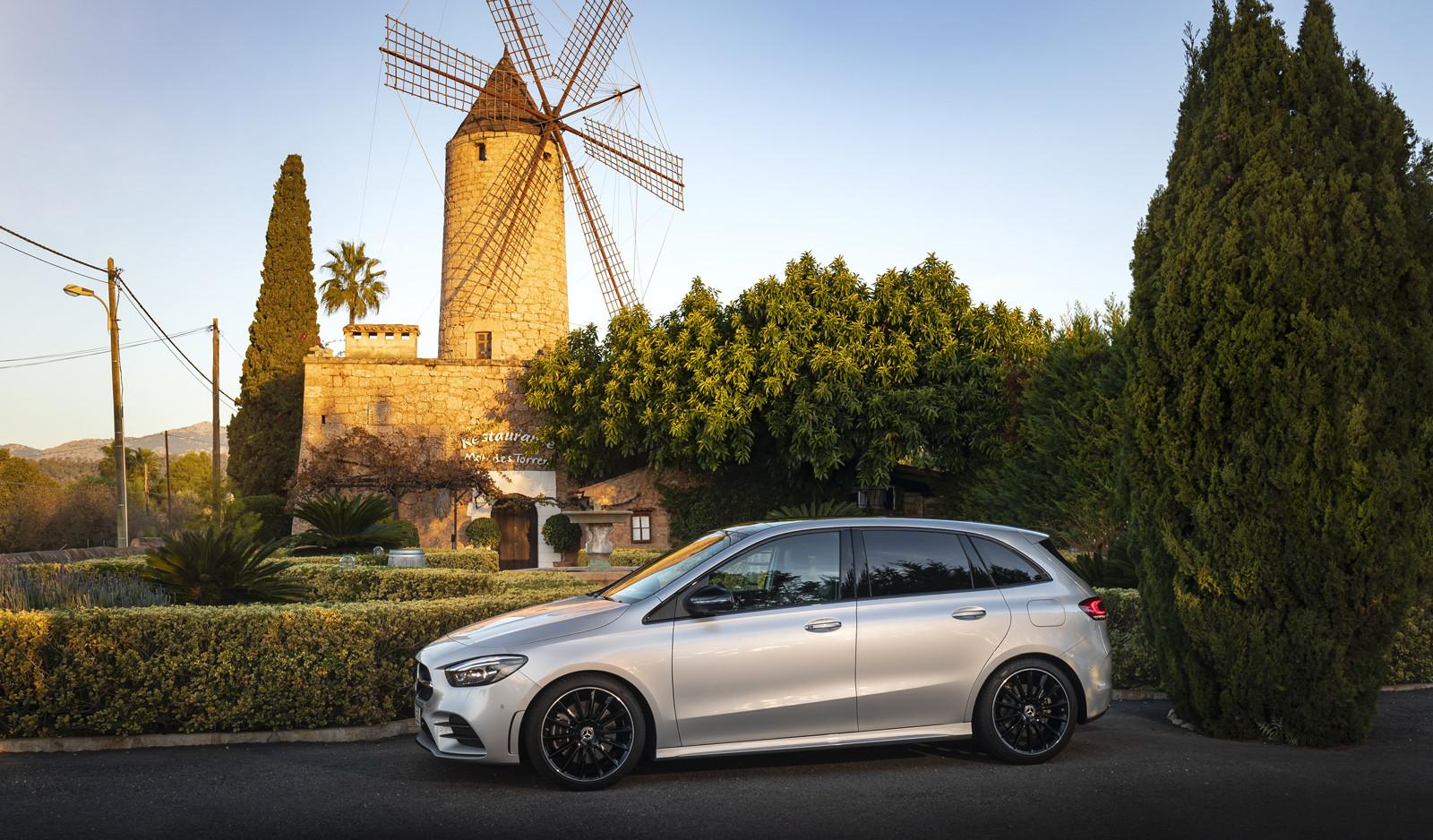Foto de Mercedes-Benz Clase B 2019 (20/157)