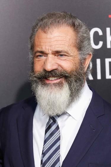 ¿Papa Noel? ¿El abuelito de Heidi? No, es Mel Gibson