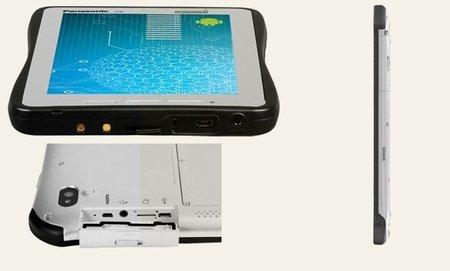 Panasonic ToughPad, las sustitutas de la gama Toughbook para entornos exigentes