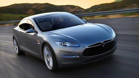 La producción del Tesla Model S en 2012 ¡vendida!
