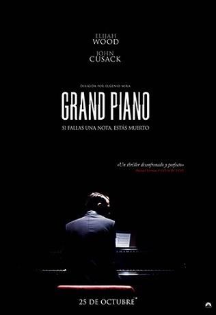 'Grand Piano', tráiler y cartel