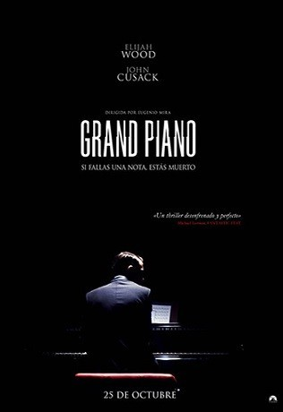 Cartel de 'Grand Piano'