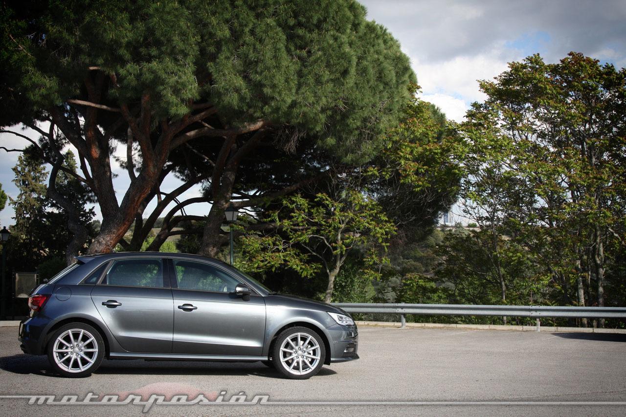 Foto de Audi A1 SportBack 1.4 TFSI CoD (prueba) (18/19)