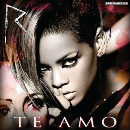 Rihanna tiene mucho rollo-bollo con Laetitia Casta en el videoclip de 'Te amo'
