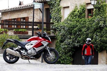 Honda Crossrunner: La prueba