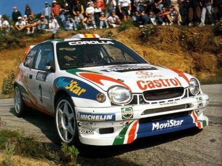 Toyota también estará en Portugal para estudiar su entrada en el WRC