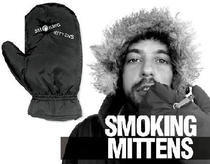 Guantes para fumadores