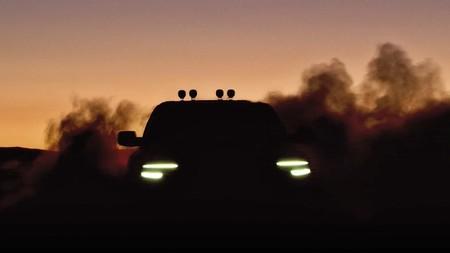 Es oficial: la descomunal RAM 1500 TRX se presentará el 17 de agosto para hacer frente a la Ford F-150