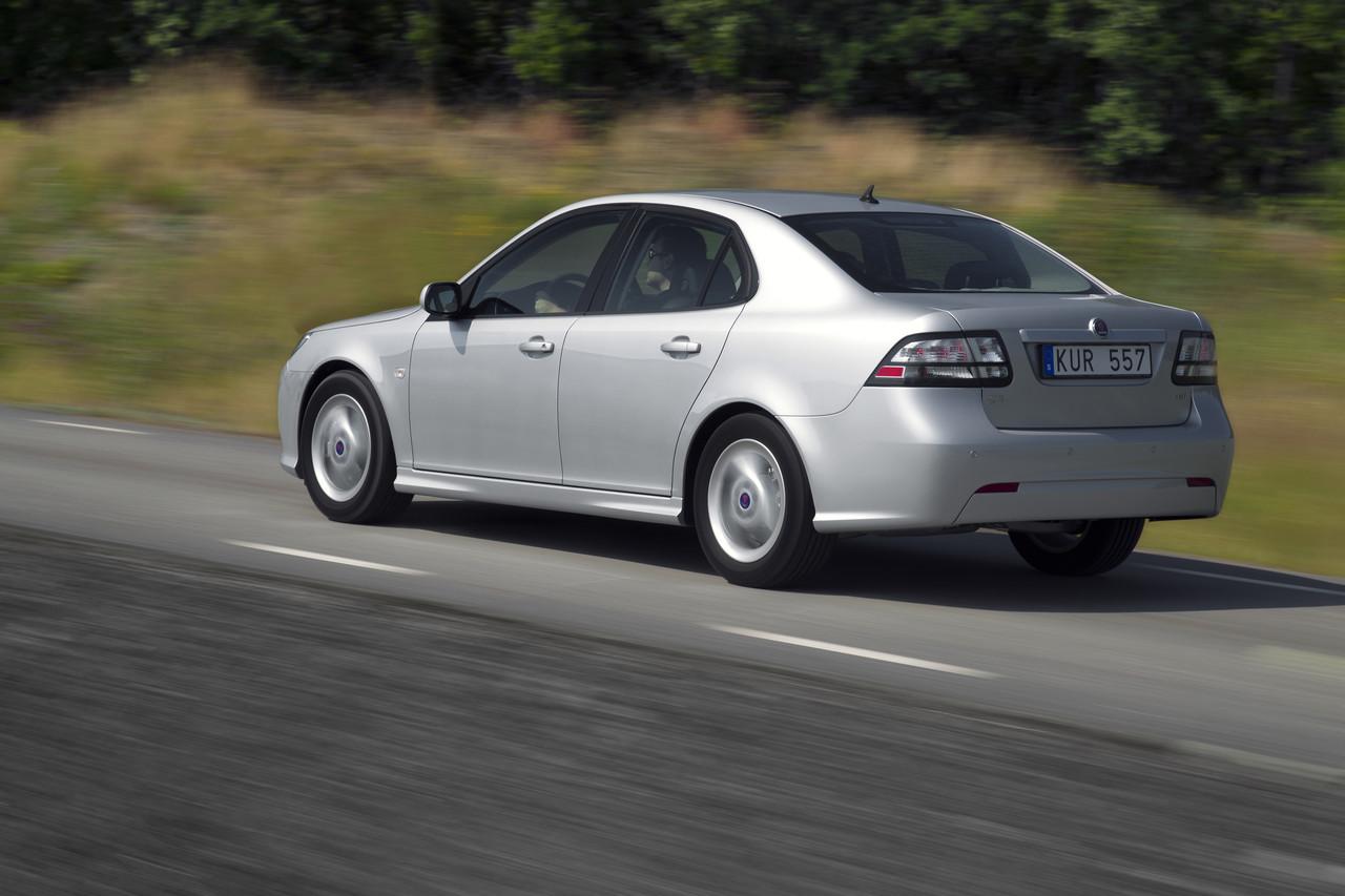 Foto de Saab 9-3 2011 (9/9)