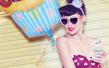La colección de complementos de Katy Perry para Claire's... ¡está para comérsela!