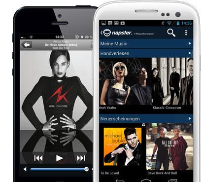Napster, otro servicio de música en streaming llegará a México de la mano de Telefónica