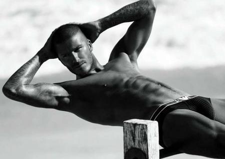 David Beckham, ese pedazo de semental