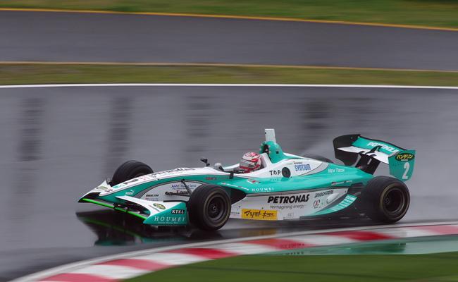 Eddie Irvine F3000 Japón