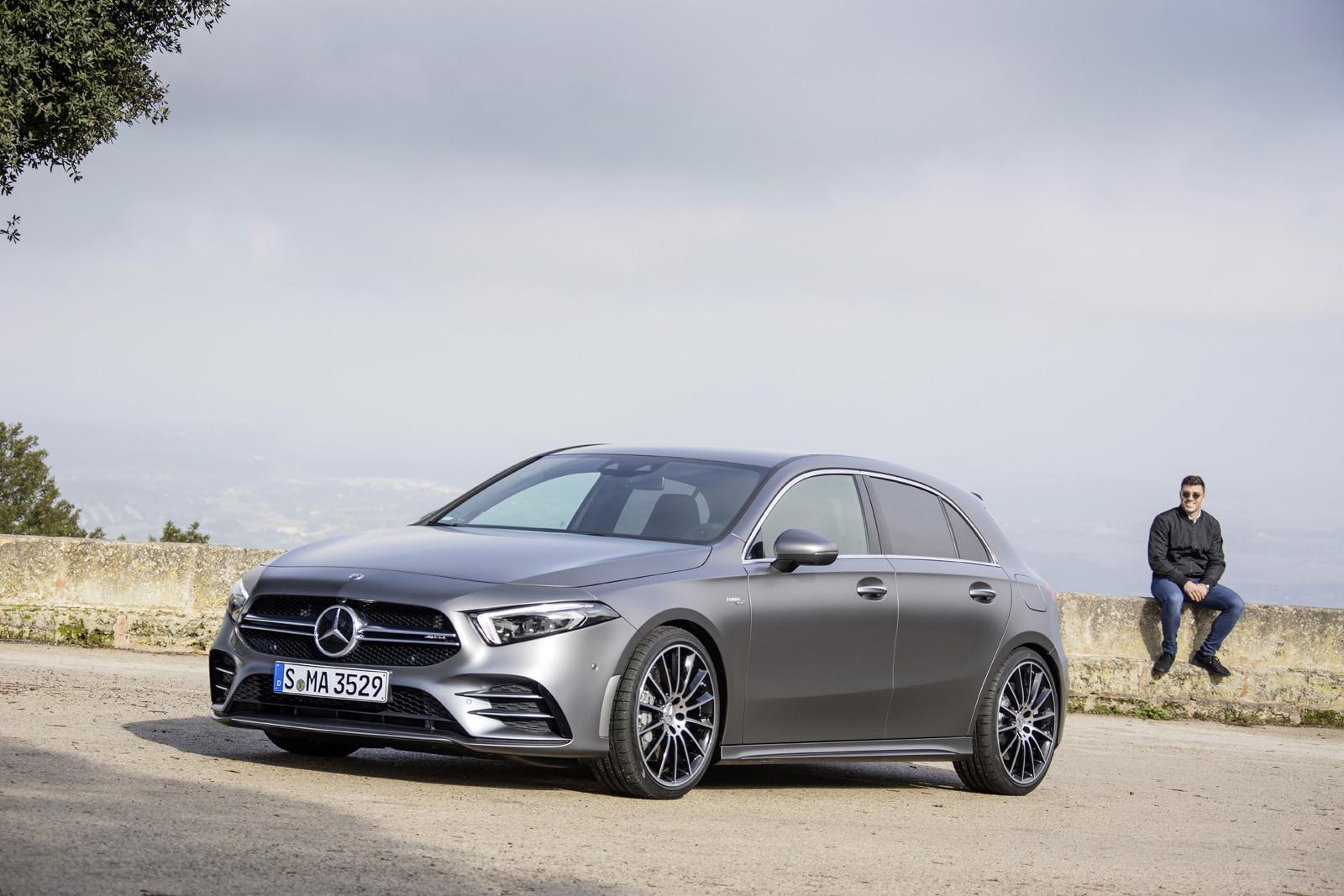 Foto de Mercedes-AMG A35 (presentación) (107/122)