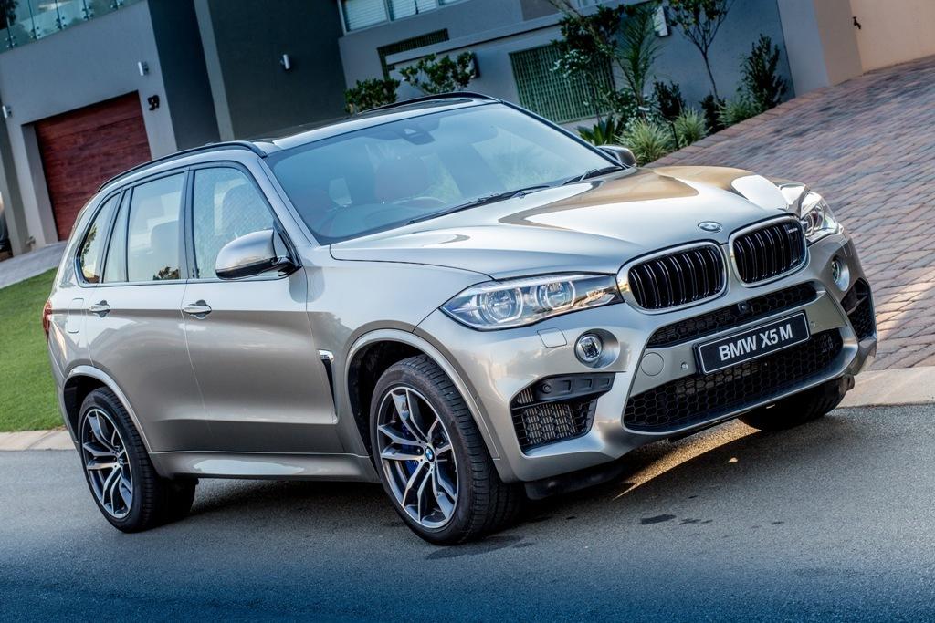 BMW X5 M y BMW X6 M, precios, versiones y equipamiento en ...