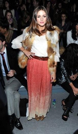 Olivia Palermo y Tibi en la Semana de la Moda de Nueva York
