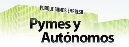 Pymes y Autónomos, la cosa va de empresas
