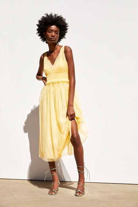 Zara Vestido Verano 2019 02