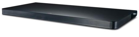 LG Sound Bar plate