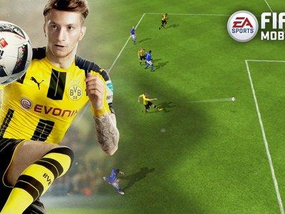 FIFA 17 Mobile ya se puede descargar para Windows 10 Mobile... hora de jugar al fútbol en tu móvil