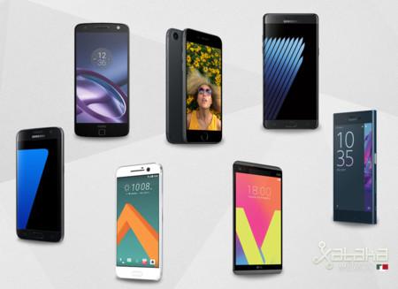 Apple vuelve a la competencia de la gama alta con los iPhone 7