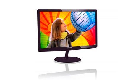 Renovar tu monitor de PC por uno básico pero de buenas prestaciones, sólo te cuesta 124,99 euros en Amazon, con el Philips 247E6LDAD/00