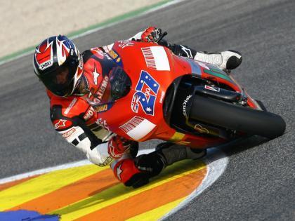 Álex Crivillé desvela el secreto mejor guardado de la Ducati GP7 de Casey Stoner