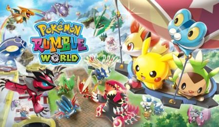 Pokémon Rumble World, de juego digital free-to-play a versión física.