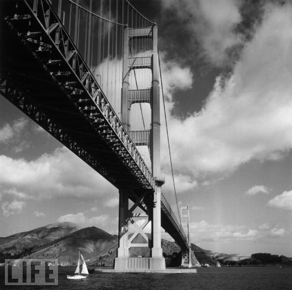 Foto de Construcción del Golden Gate, revista LIFE (5/11)