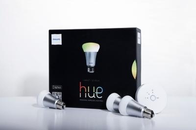 Philips HUE controlado mediante el asistente de voz de Apple, Siri