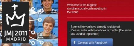 Así es la red social de la Jornada Mundial de la Juventud 2011