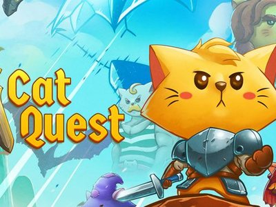 Cat Quest, un nuevo RPG protagonizado por gatos que llegará pronto a nuestros smartphones