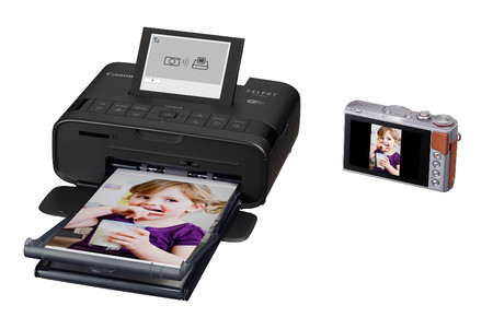 """Canon Selphy CP 1300, para imprimir fotos """"con calidad de laboratorio"""" desde la cámara o el smartphone"""