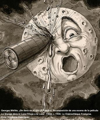 Hasta el 8 de diciembre en Caixa Fórum de Madrid: Georges Méliès y la magia del cine