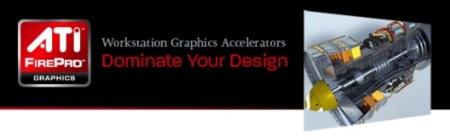 ATi FirePro, nueva gama de gráficas para profesionales