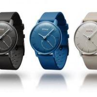 Withing Activité Pop, un reloj cuantificador asequible y funcional