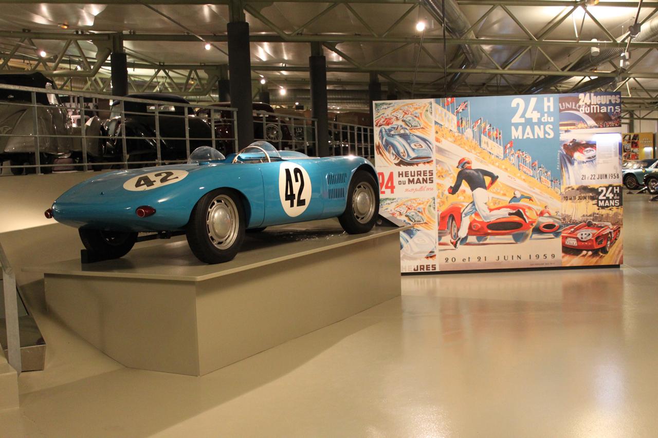Foto de Museo 24 horas de Le Mans (143/246)