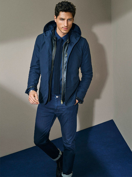 Ryan Kennedy Massimo Dutti Pre Spring 2016 Lookbook 003