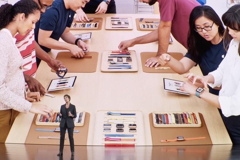 Apple Watch Studio: así se elige tu nuevo reloj entre casi 1.000 combinaciones