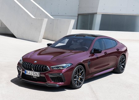 Bmw M8 Gran Coupe Competition 2020 1600 03