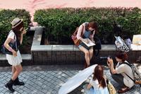 La explosión de la fotografía de moda en la calle